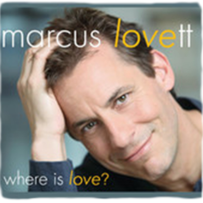 CD Cover - Where Is Love