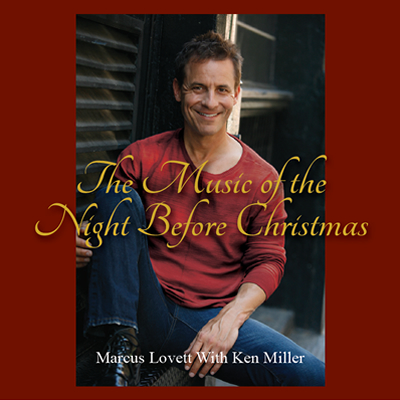 The Music of the Night Before Christmas - CD Cover
